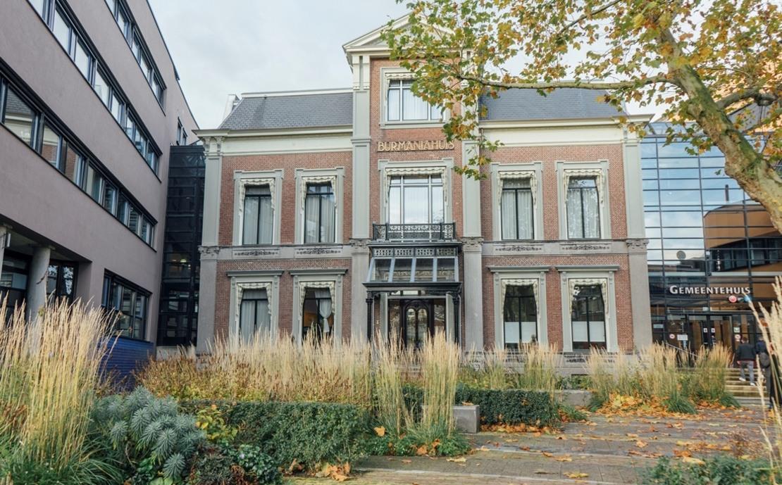 Burmaniahuis Leeuwarden restauratie