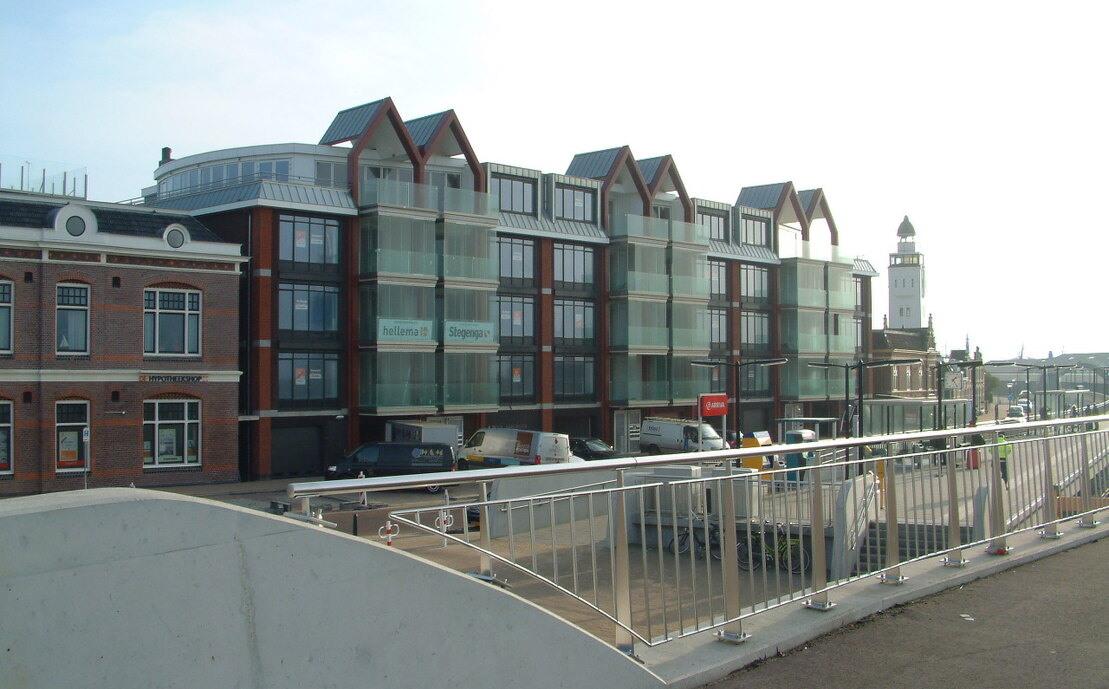 Appartementencomplex Willemsstaete Harlingen