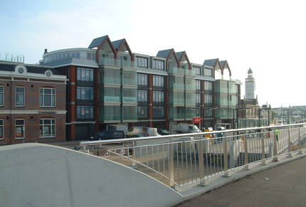 Appartementencomplex Willemsstaete Harlingen