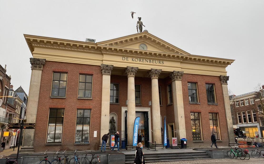 De Korenbeurs Groningen onderhoud en herstel