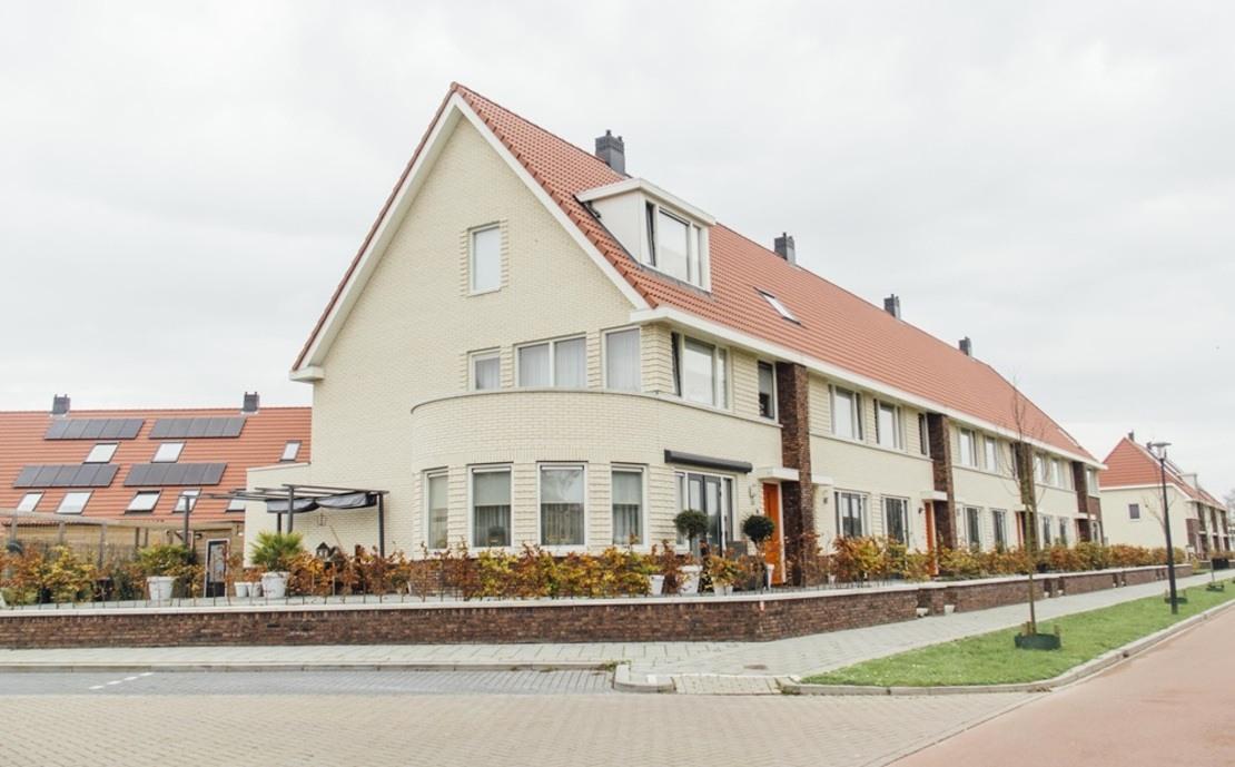 24 woningen Eelân Leeuwarden nieuwbouw
