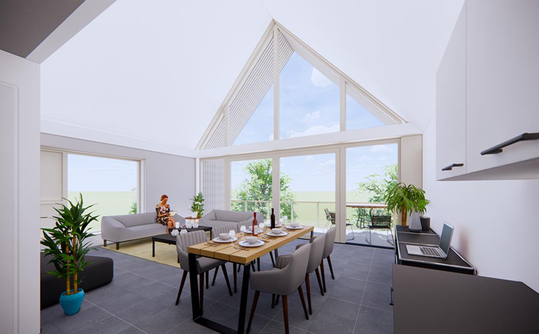 Koopappartementen Antares 2020 Zuidhorn nieuwbouw
