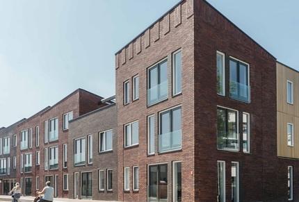 15 appartementen Spoorstraat Delfzijl nieuwbouw