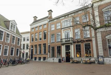 Hotel Stadhouderlijk Hof Leeuwarden restauratie