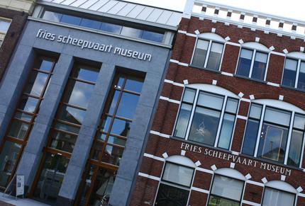 Fries Scheepvaartmuseum Sneek uitbreiding