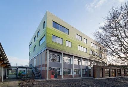 Nordwin College Sneek uitbreiding