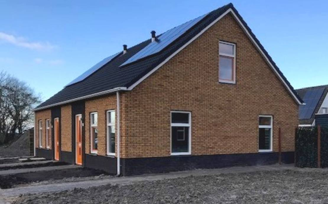 20 nieuwbouwwoningen Midlum en Wijnaldum woningbouw